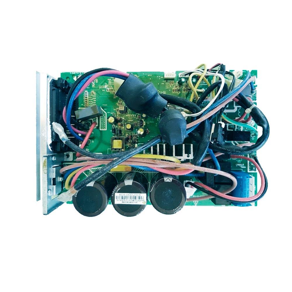 Placa Eletrônica Condensadora 38LVQC22C5 38MKQA22M5 22000 Btus Inverter 201338090064 Midea Carrier