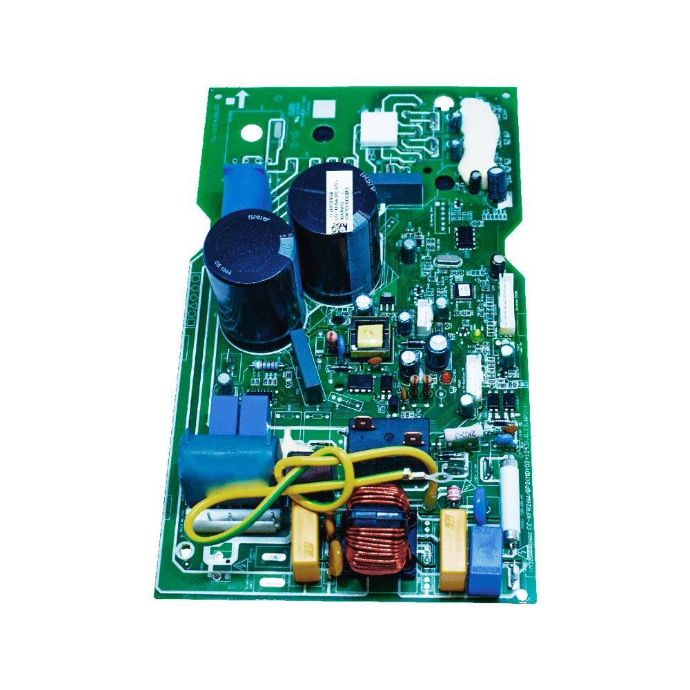 Placa Eletrônica Condensadora 9000 Btus 38FVCA09C5 38VFCA09M5 Midea 17122000014604
