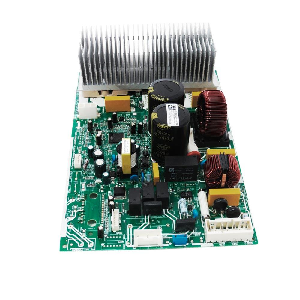 Placa Eletrônica Condensadora 9000 Btus 38MBQA09M5 Midea 17122000024920