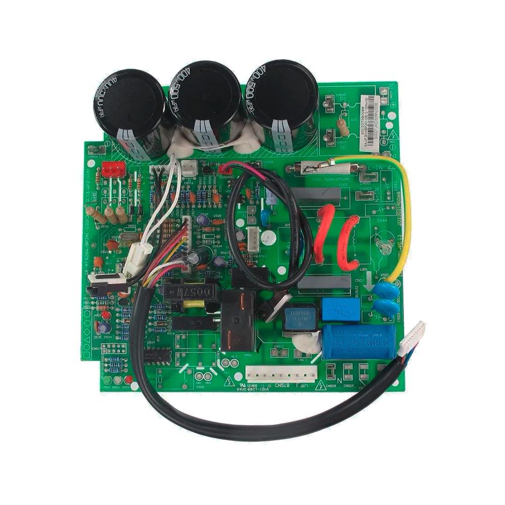 Placa Eletrônica Condensadora 9K 38LVCA009515MC 38LVCB009515MC 201337390086 Carrier