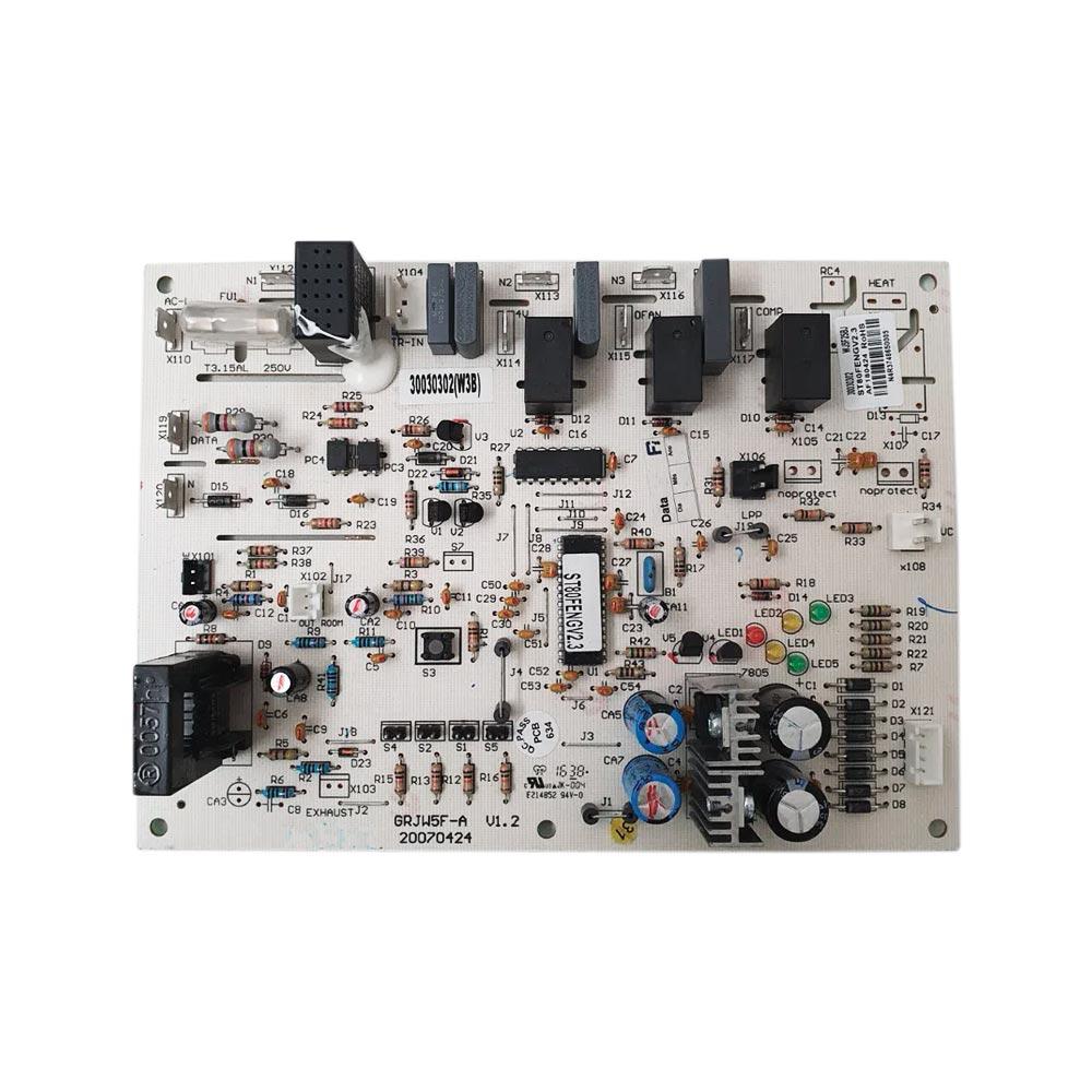 Placa Eletrônica Condensadora GSW24 R C WJ5F25BJ