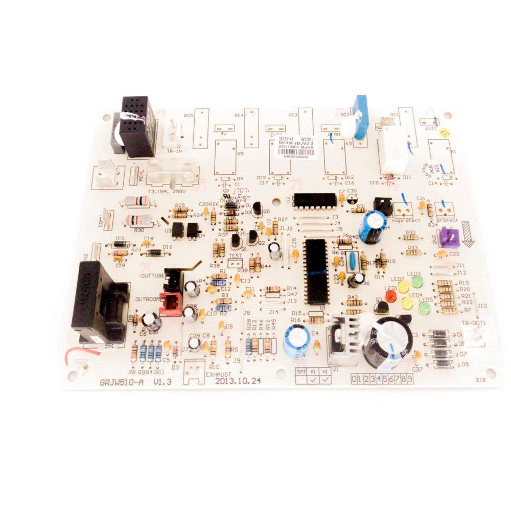 Placa Eletrônica Condensadora W5101J GWC 24MD 28MD