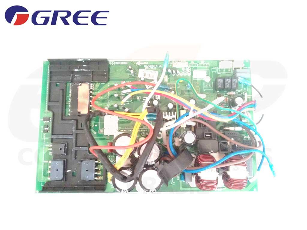 Placa Eletrônica Condensadora W8233X GWH18KG