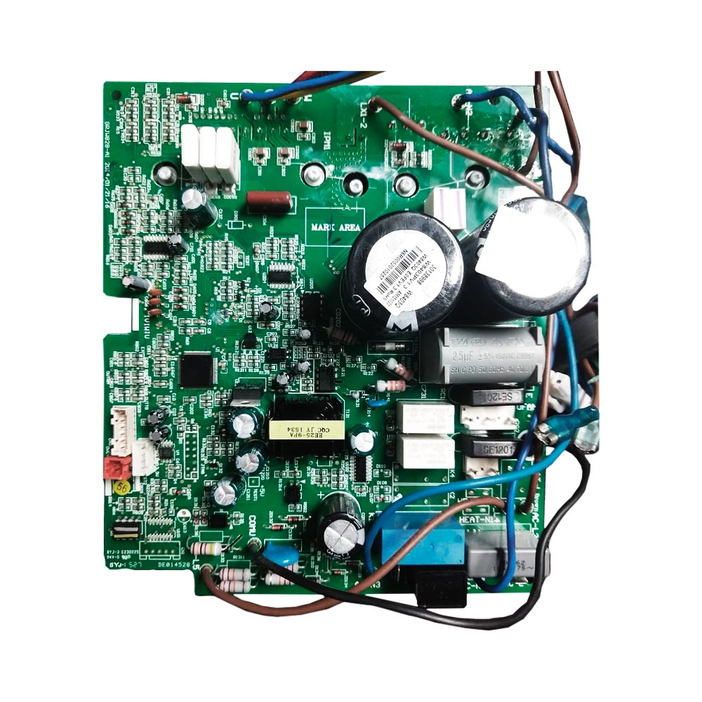 Placa Eletrônica Condensadora GWH09MA-D3DNC1F/O ( Versão atual: W8403Q )