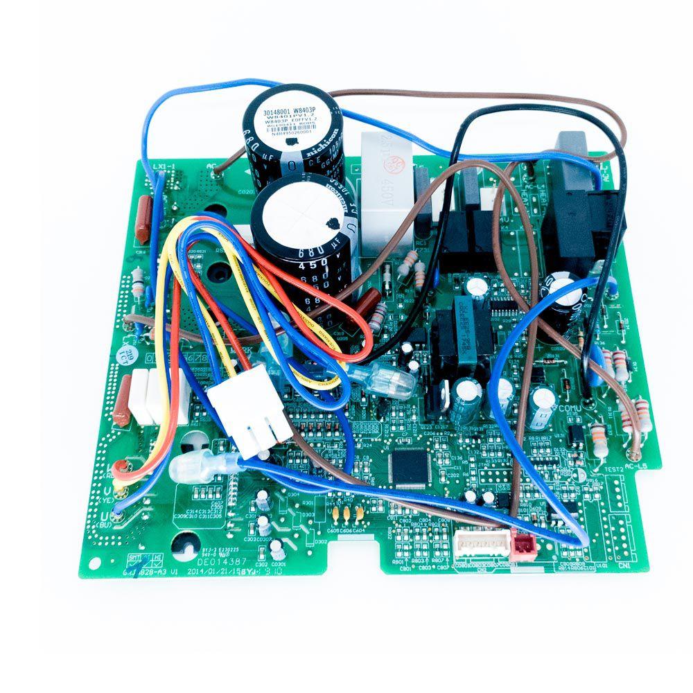 Placa Eletrônica Condensadora W8403P GWH12MB C1F