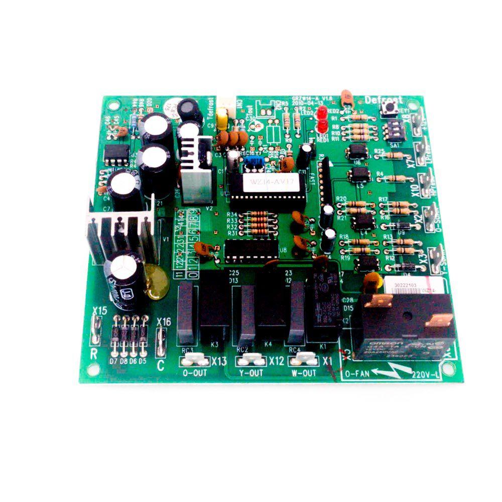 Placa Eletrônica Condensadora WZ14301 GUHN48TF1AO