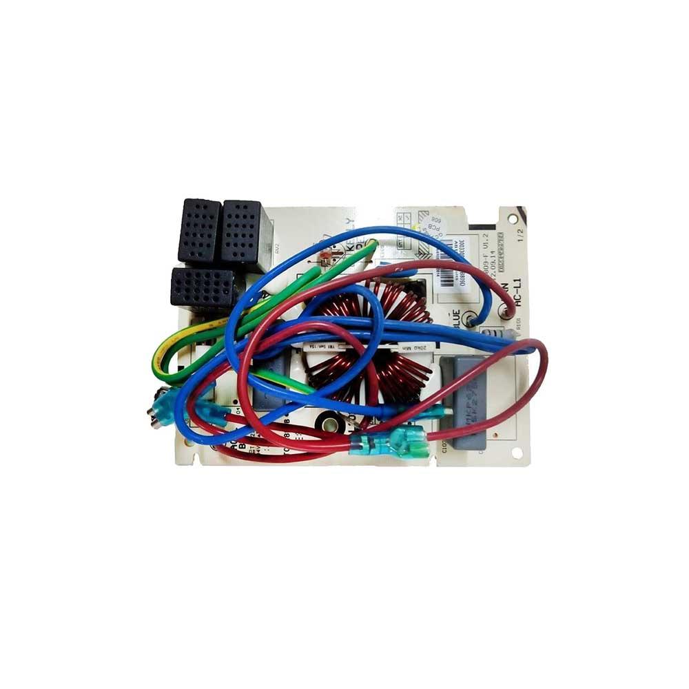 Placa Eletrônica Filtro Condensadora GWC GWH 09MA - C1F 30033081 Gree