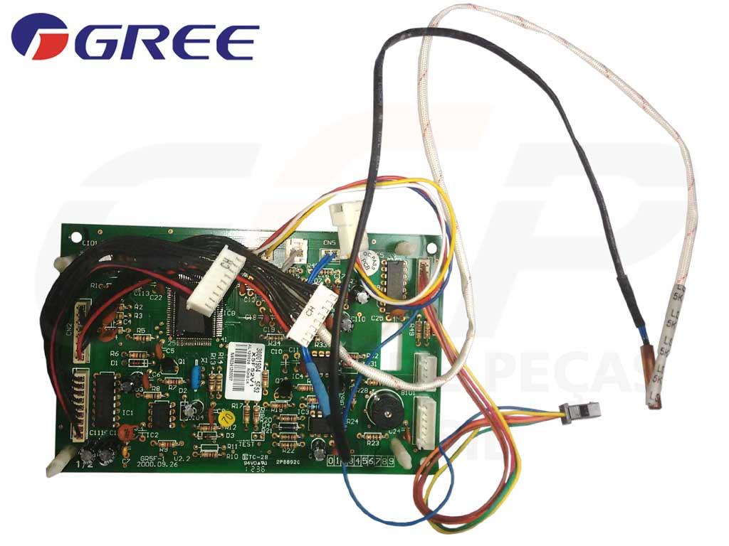 Placa Eletrônica Inferior Baixa Tensão 5F52 GSW