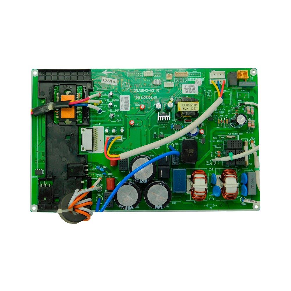 Placa Eletrônica Principal Condensadora GWH24MD-D3DNC1F/O 30148654 Gree