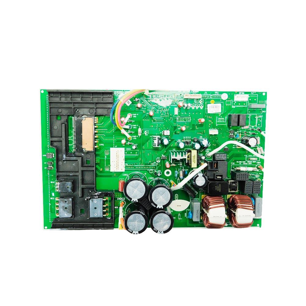 Placa Eletrônica Principal Condensadora W8231X GWC18KG-D3DNA5A/O 30138340 Gree