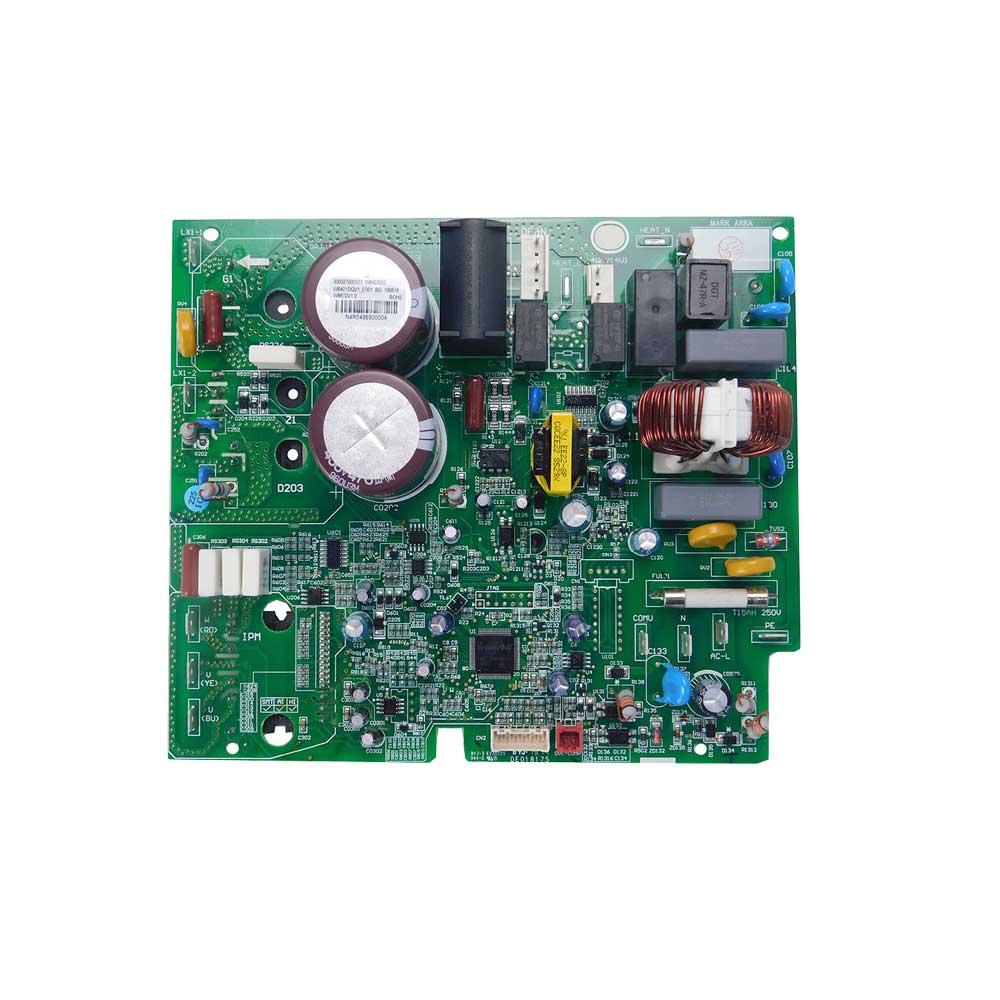 Placa Eletrônica Principal Condensadora W8422DQ GWH09QA-D3DNB8M/O 300027000323 Gree
