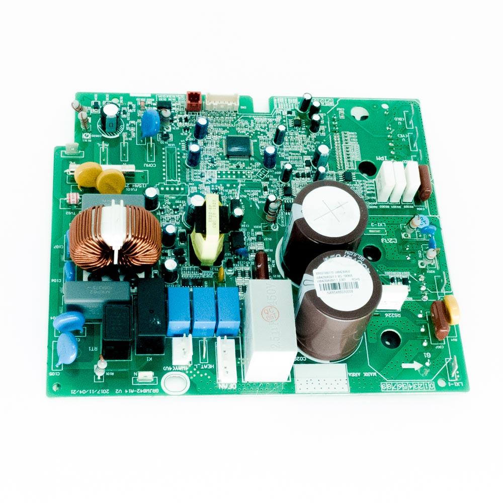 Placa Eletrônica Principal Condensadora W84230AW GWH12QC-D3DNB8M/O 300027000110 Gree