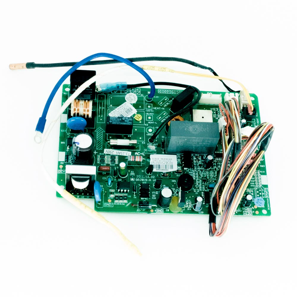 Placa Eletrônica Principal Evaporadora M819F2B116J GWC09KF-D3DNA5A/I 30138130 Gree