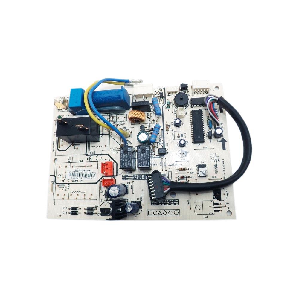 Placa Eletrônica Principal Evaporadora Split 12000 Btus 201332590858 Midea Comfee Admiral