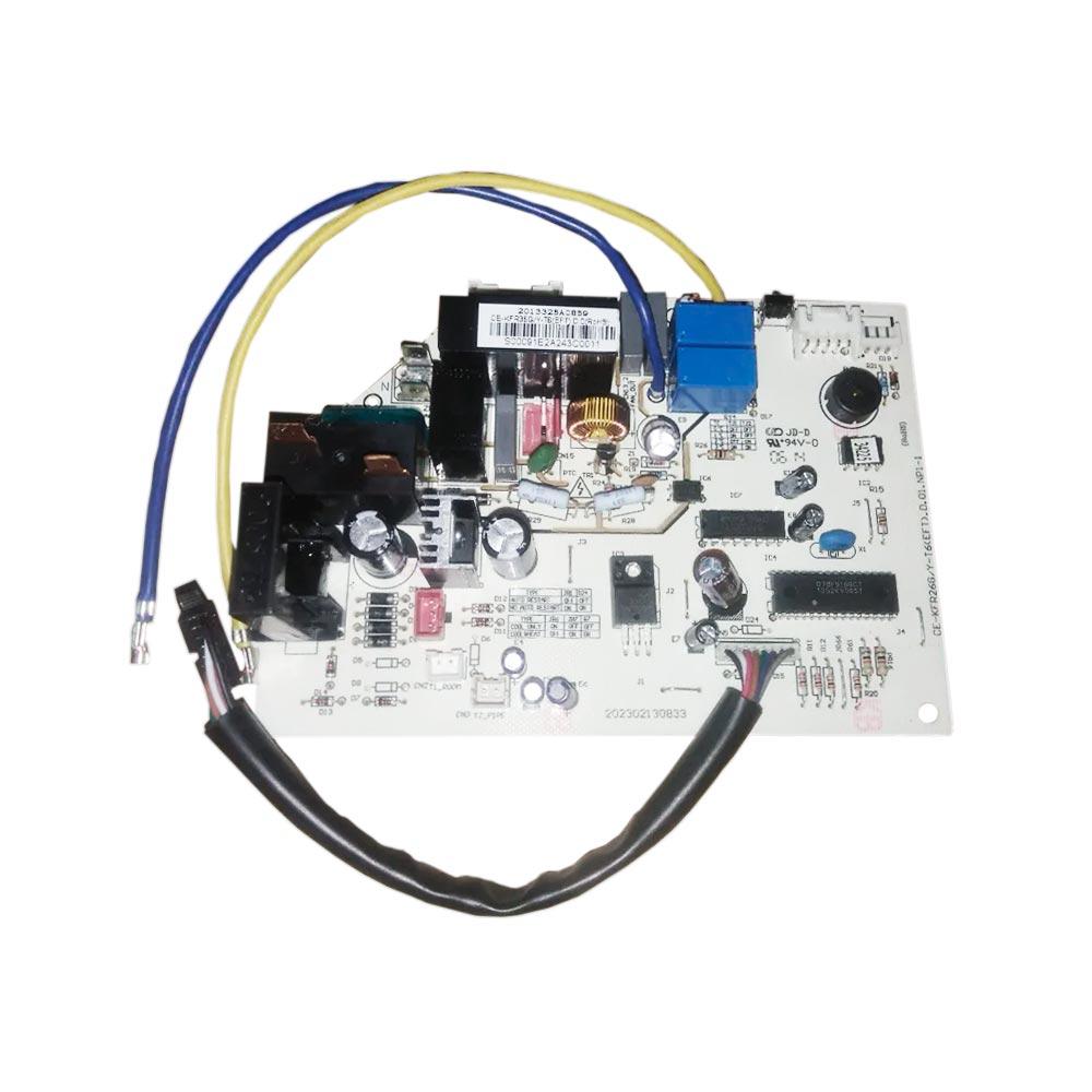 Placa Eletrônica Principal Evaporadora Split 12000 btus 42LUQC12C5 2013325A0595 Carrier