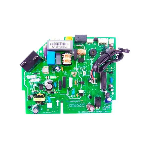Placa Eletrônica Principal Evaporadora Split 12000 btus 42LVCC12C5 2013325A0607 Carrier