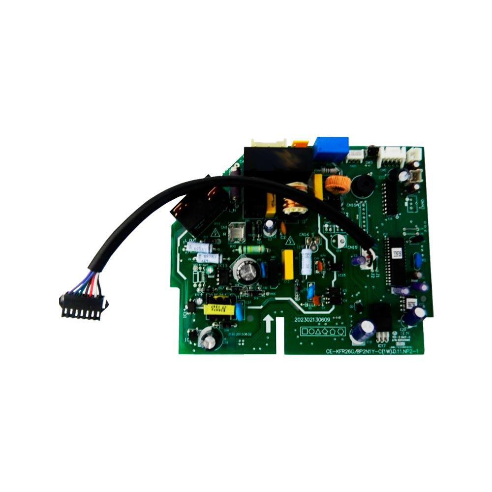 Placa Eletrônica Principal Evaporadora Split 12000 btus 42LVQC12C5 2013325A0608 Carrier