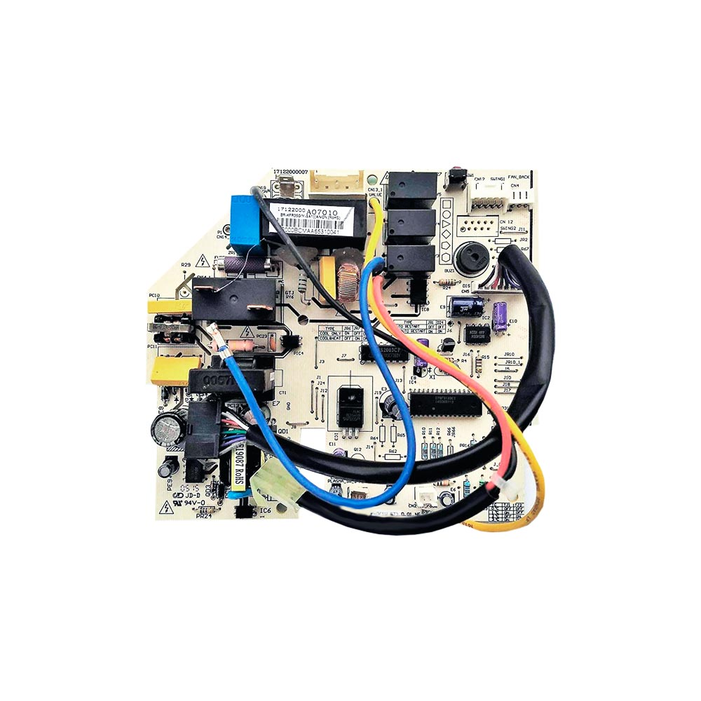 Placa Eletrônica Principal Evaporadora Split 12000 btus 42MLQB12M5 42MLQC12M5 2013325A1085 Midea