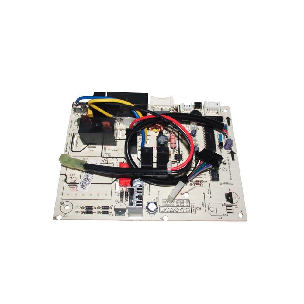 Placa Eletrônica Principal Evaporadora Split 12000 Btus Midea 2013324A0330