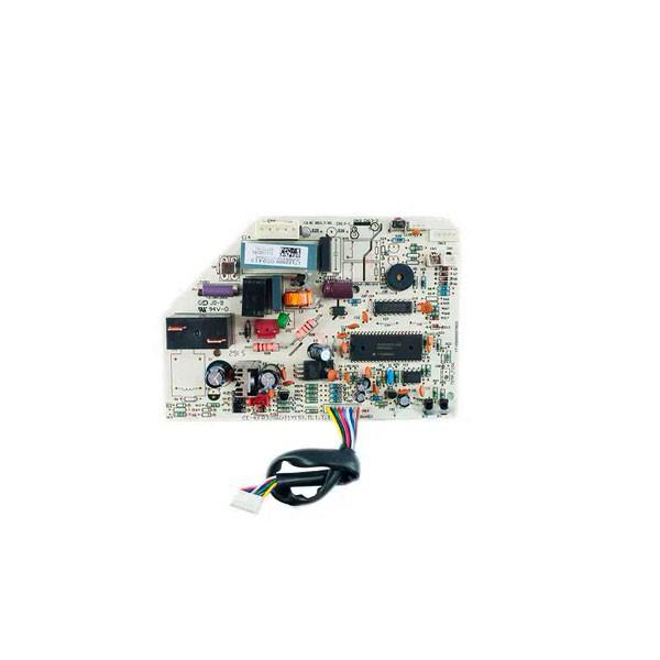 Placa Eletrônica Principal Evaporadora Split 12000 Btus Só Frio 42MCC012515LS Springer 201331390169