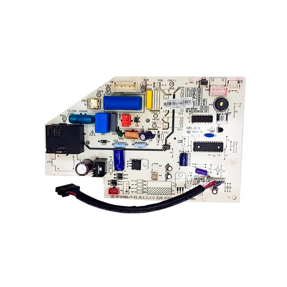 Placa Eletrônica Principal Evaporadora Split 18000 btus 42LUCA018515LC 2013328A0013 Carrier