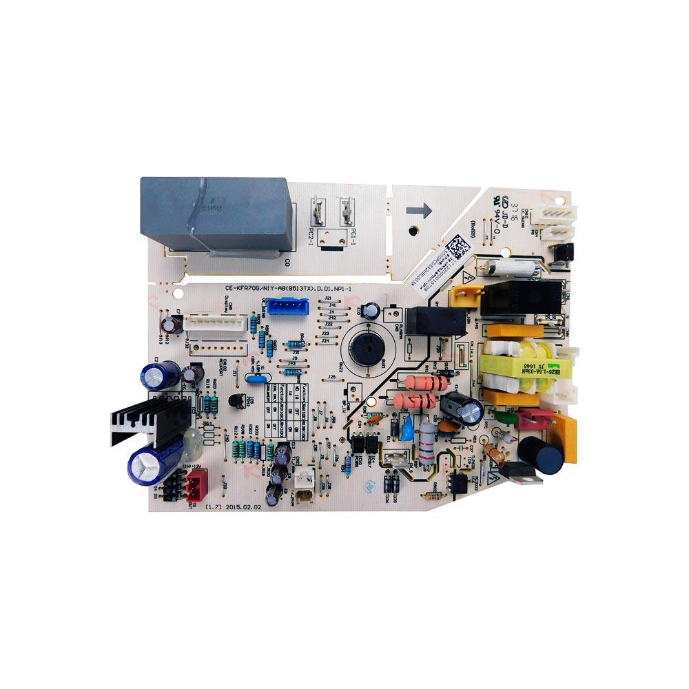 Placa Eletrônica Principal Evaporadora Split 22000 Btus 42FVQA22C5 Carrier 17122000015709