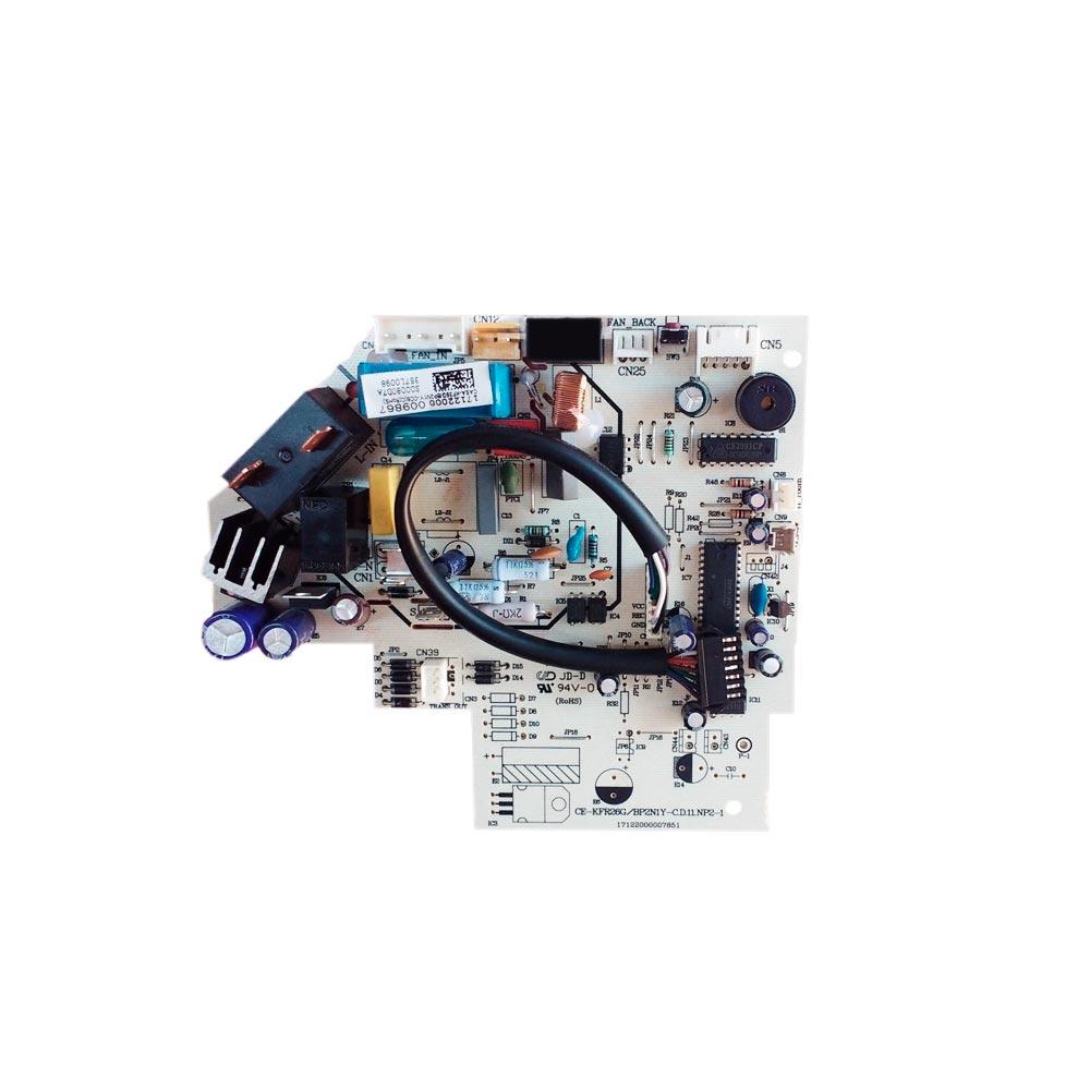 Placa Eletrônica Principal Evaporadora Split 42LVCA012515LC 12K 201332590567 Carrier