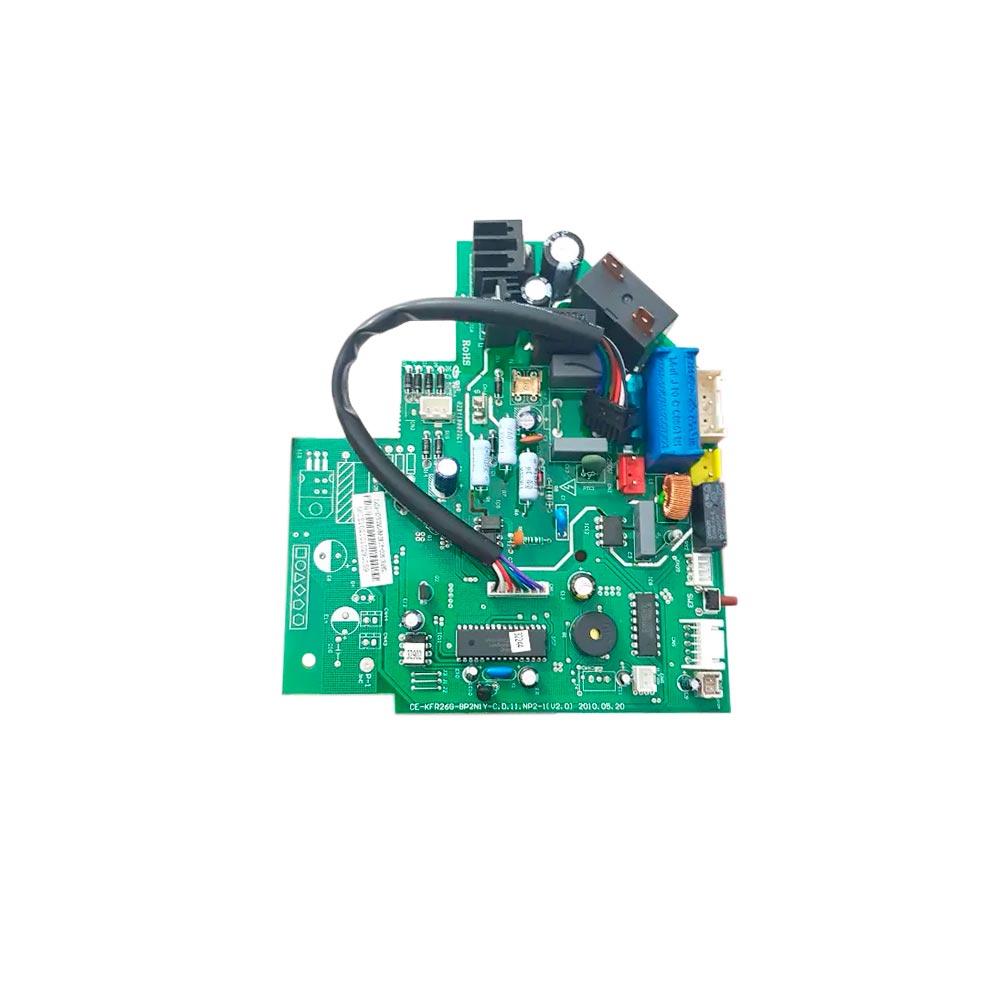 Placa Eletrônica Principal Evaporadora Split 42LVQA012515LC 201332590584 Carrier