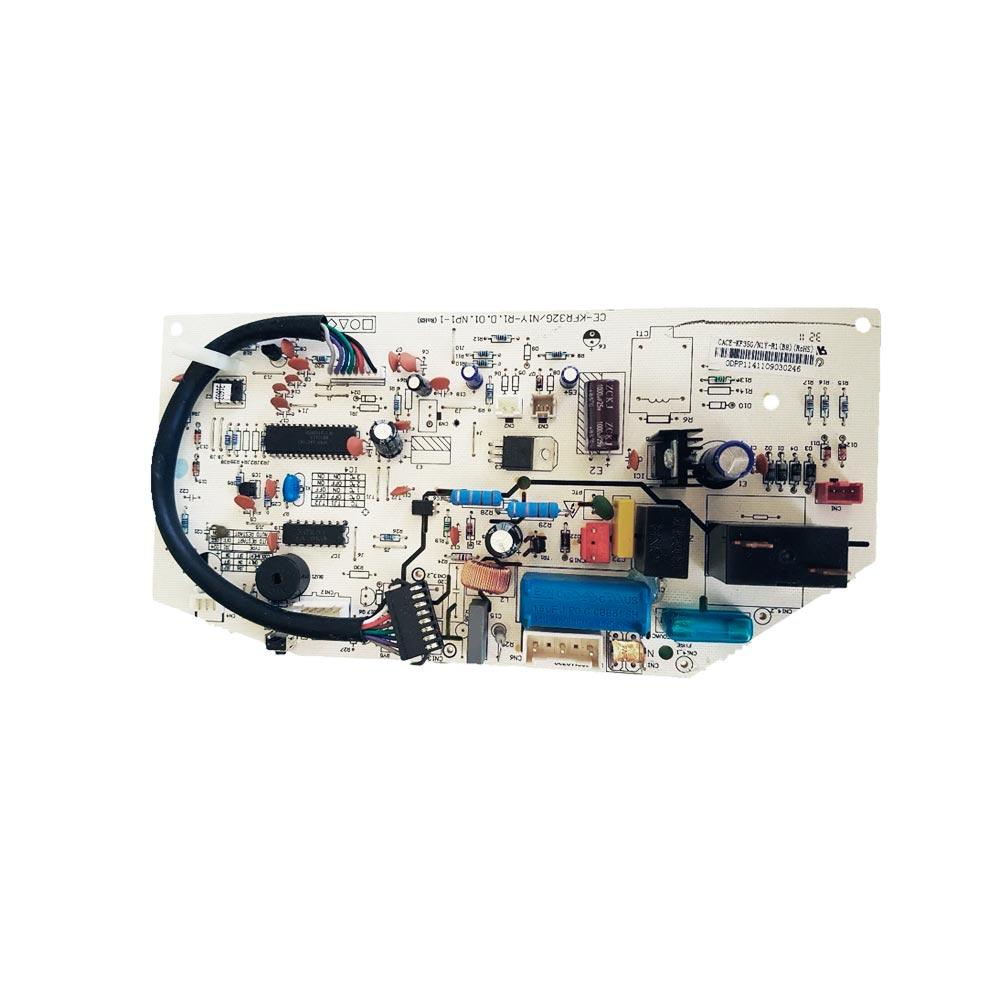 Placa Eletrônica Principal Evaporadora Split 42MMCB12F5 42MTCA12M5 12K 201332590480 Midea Comfee