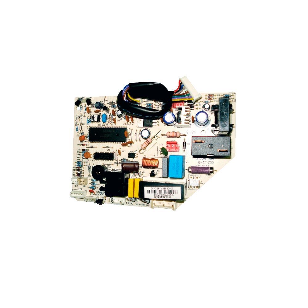 Placa Eletrônica Principal Evaporadora Split 42MQC012515LS 12000 Btus Springer 201332490069