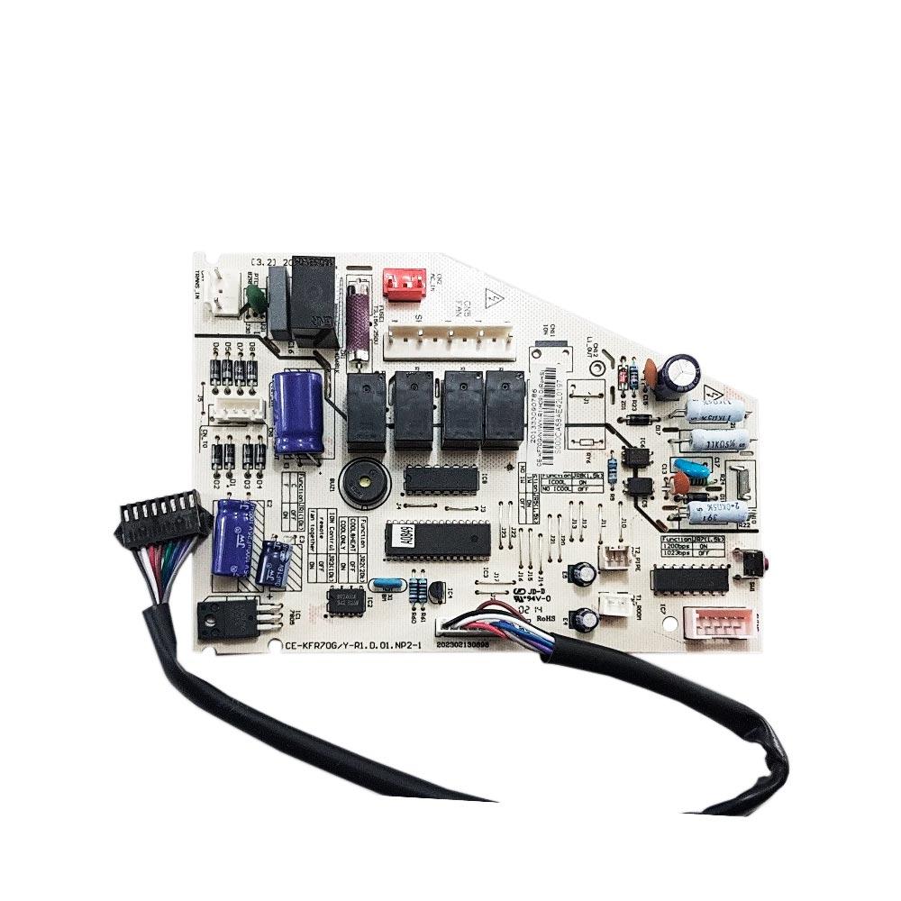 Placa Eletrônica Principal Evaporadora Split 42RYCA022515LA 42RYCB022515LA 22000 Btus 201332990132 Admiral