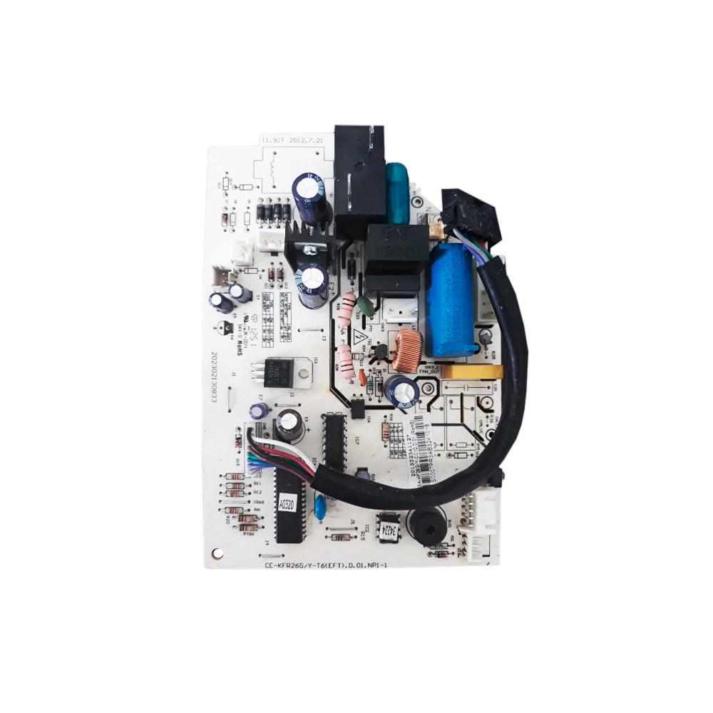 Placa Eletrônica Principal Evaporadora Split 9000 Btus 42LUCC09C5 Carrier 2013323A1127