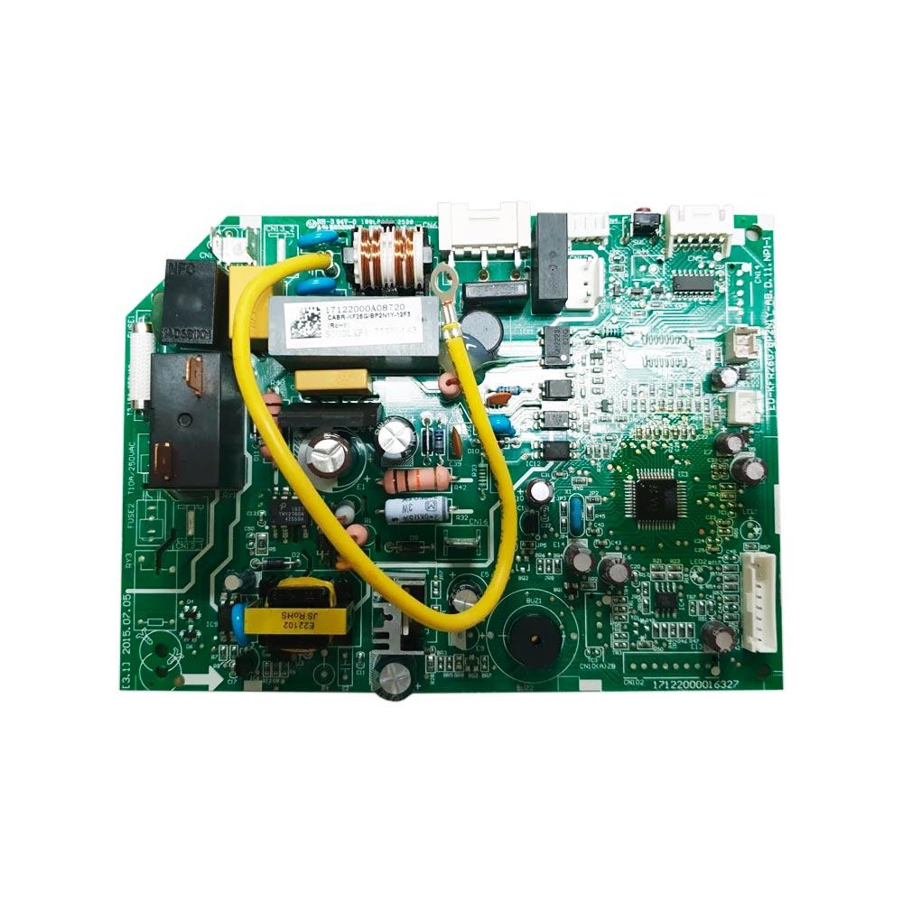 Placa Eletrônica Principal Evaporadora Split 9000 Btus 42VFCA09M5 17122000A08720 Midea