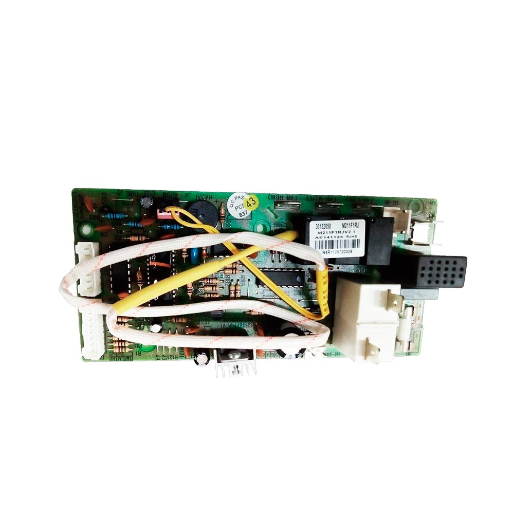 Placa Eletrônica Principal Janela GJC07BK-A1RND2A 30132050 Gree