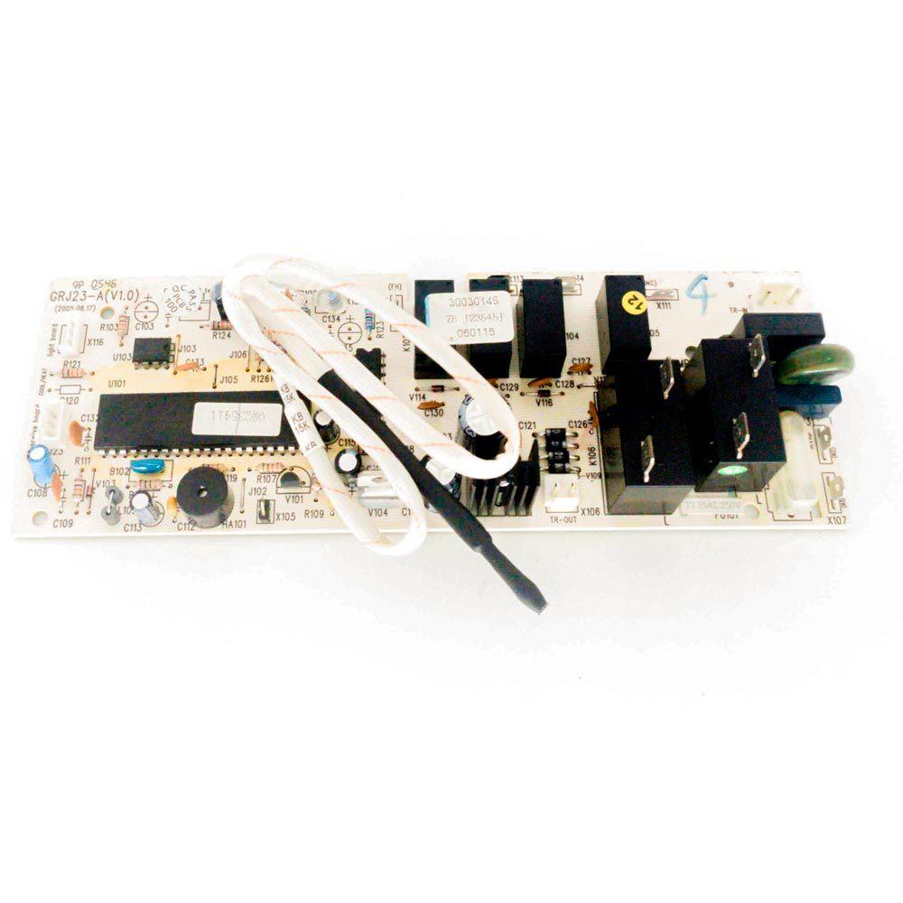 Placa Principal GJ10 GJE12AB J23545J Janela  - ECP Peças Originais p/ Ar Condicionado.