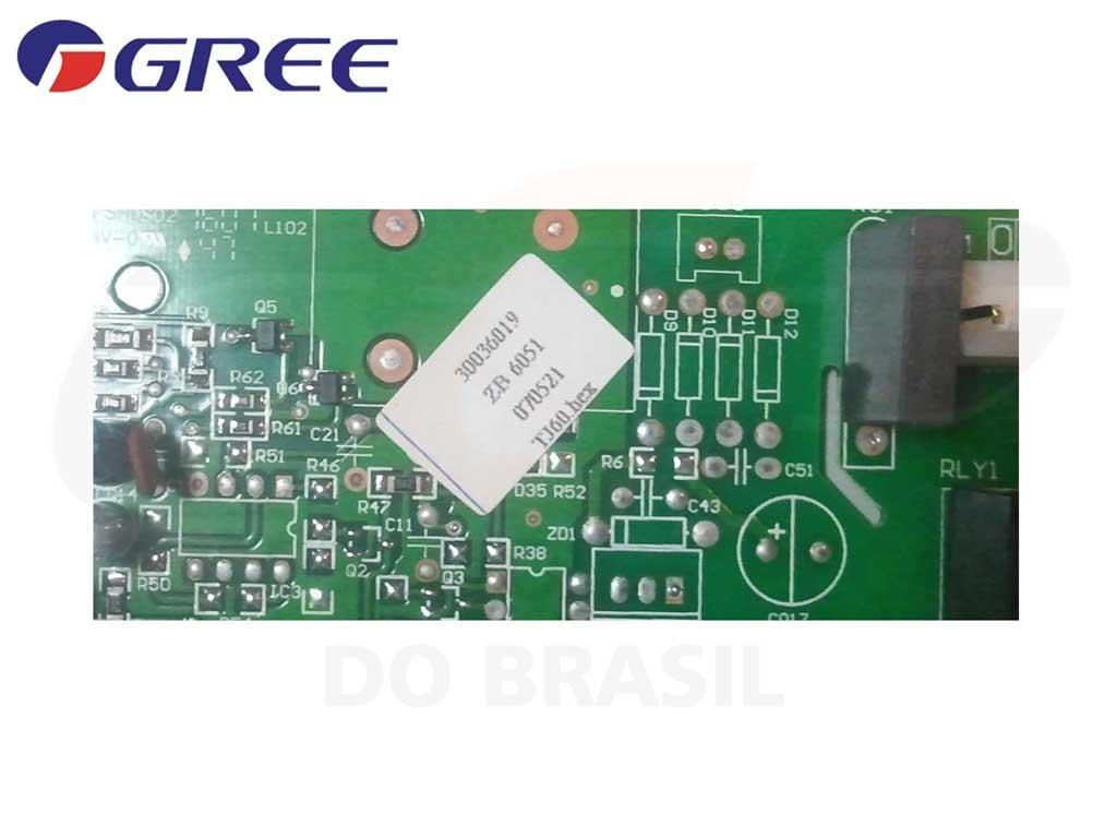 Placa Principal GSK 24/41 L A/B 6051A