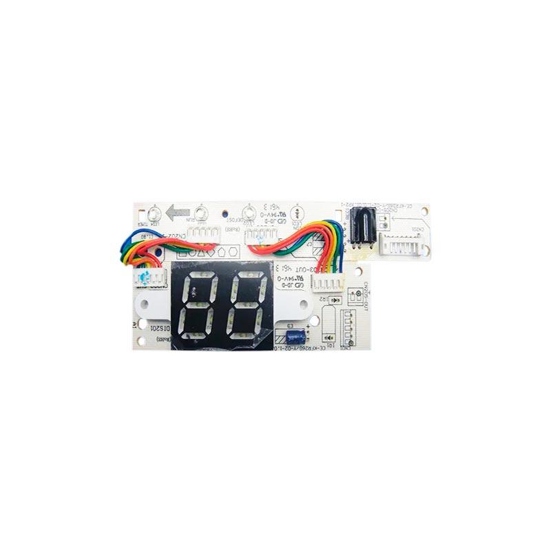 Placa Receptora Display 42MDQA 07 09 12 18 22 24 M5 201332391356 Midea