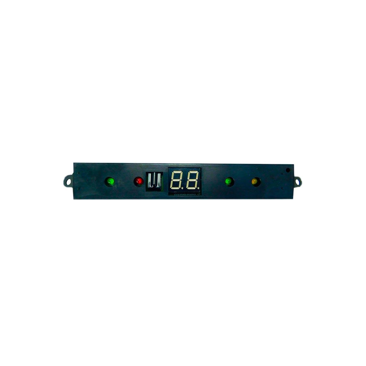 Placa Receptora Display 42RYCA009515LA 42RYCA012515LA EMSM-07CR 830210107 203332490096 Admiral