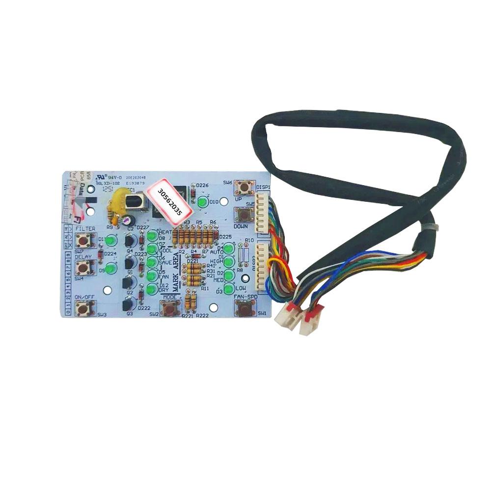Placa Receptora Display D2113E GJC07BK D1R A1R