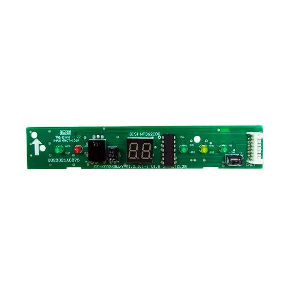 Placa Receptora Display Split 12000 Btus 201332390157 Carrier
