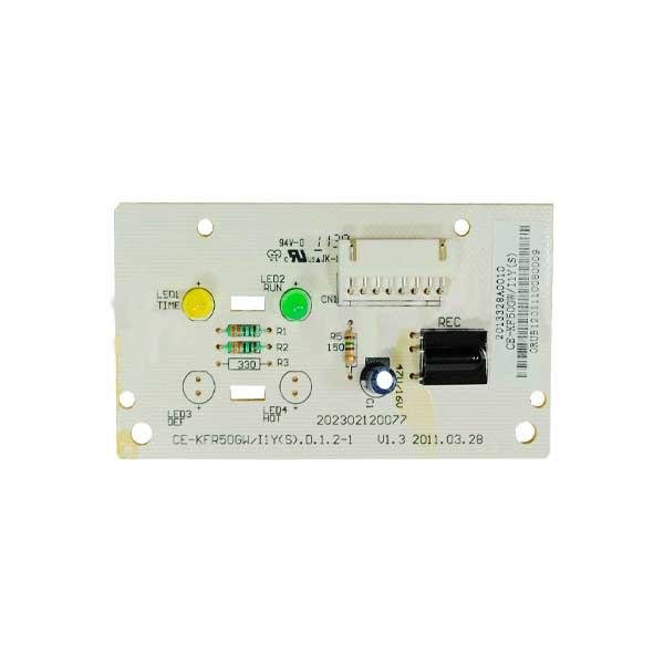 Placa Receptora Display Split 18000 btus 42MCC018515LS 2013328A0010 Springer