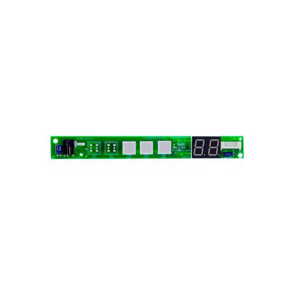 Placa Receptora Display Split 18k 22k btus 42LUCC 18C5 22C5 42LUCD22C5 2013328A0378 Carrier