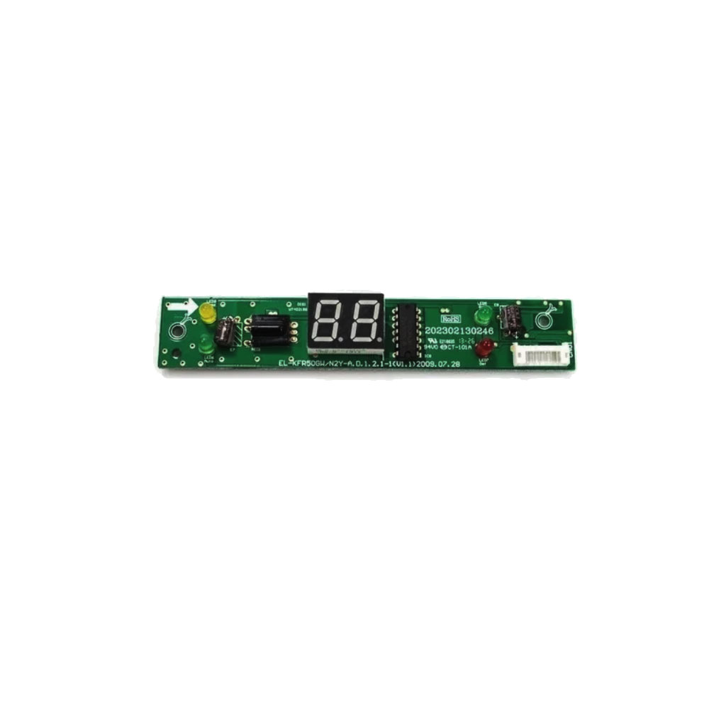 Placa Receptora Display Split 30000 Btus 201332890030 Midea