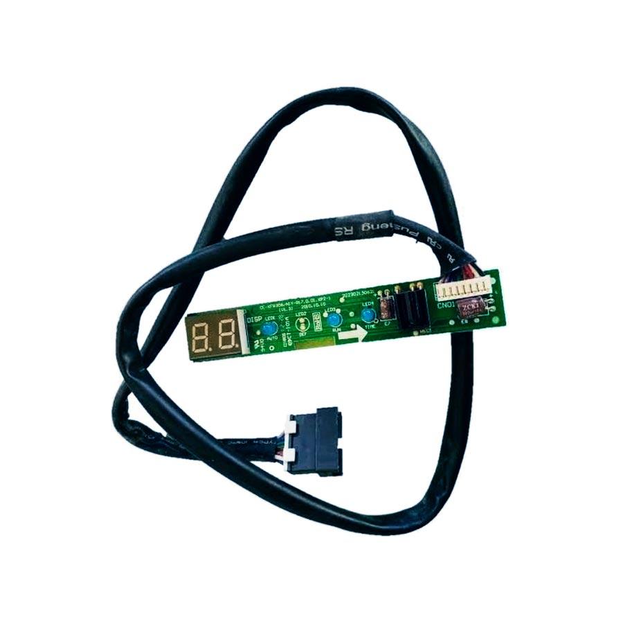 Placa Receptora Display Split 7,5k 9k 12k Btus 42RNCA 07S5 09S5 12S5 2013325A0600 Springer