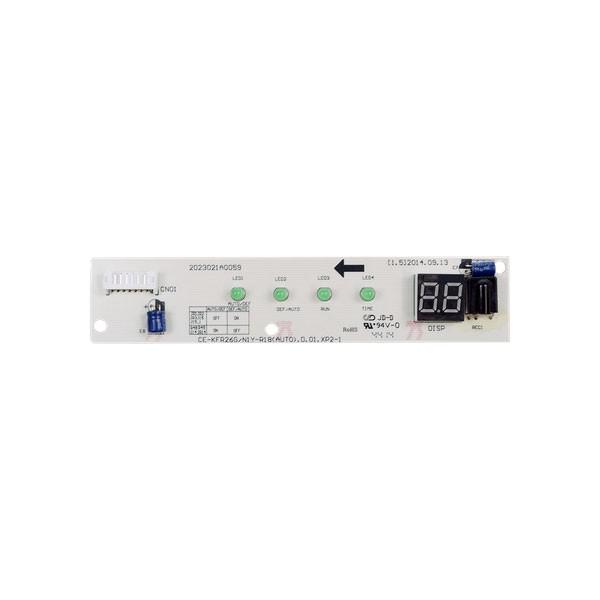 Placa Receptora Display Split 9000 12000 18000 Btus 201332390864 Admiral