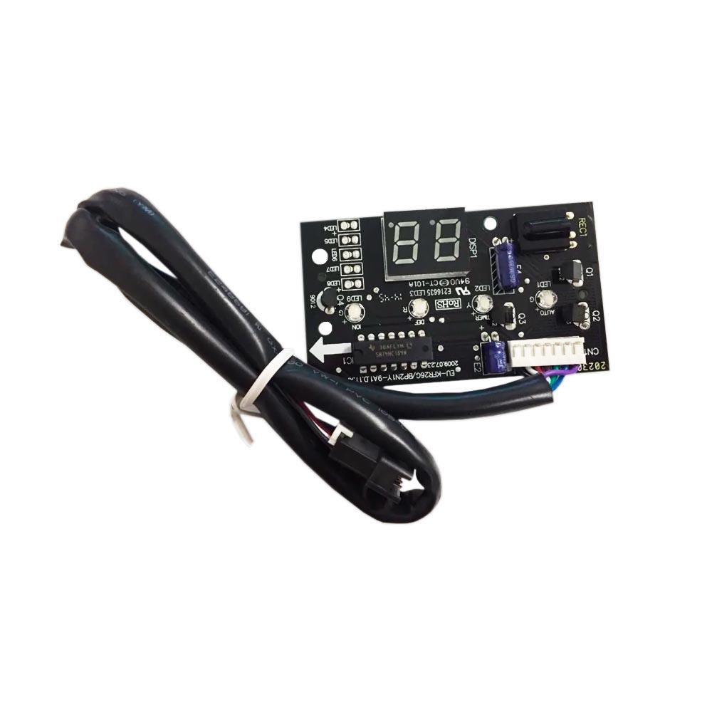 Placa Receptora Display Split 9k 12k Btus 42MKCA09M5 42MKCA12M5 Midea 2013323A1190