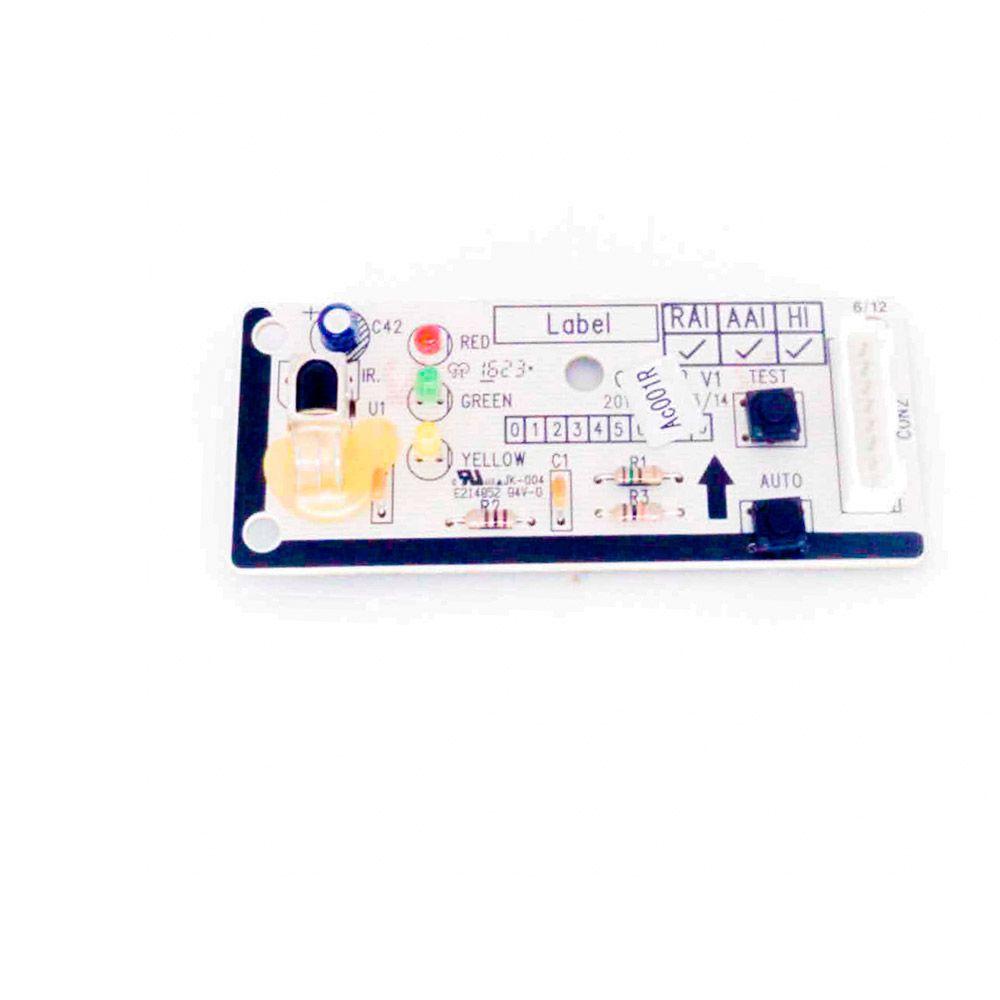 Placa Receptora GSK GST 24 41 60 L R Piso Teto 4 Lados / K7