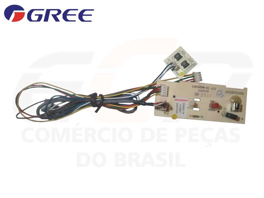 Placa Receptora GSW30-22LAI RAI LBI RBI