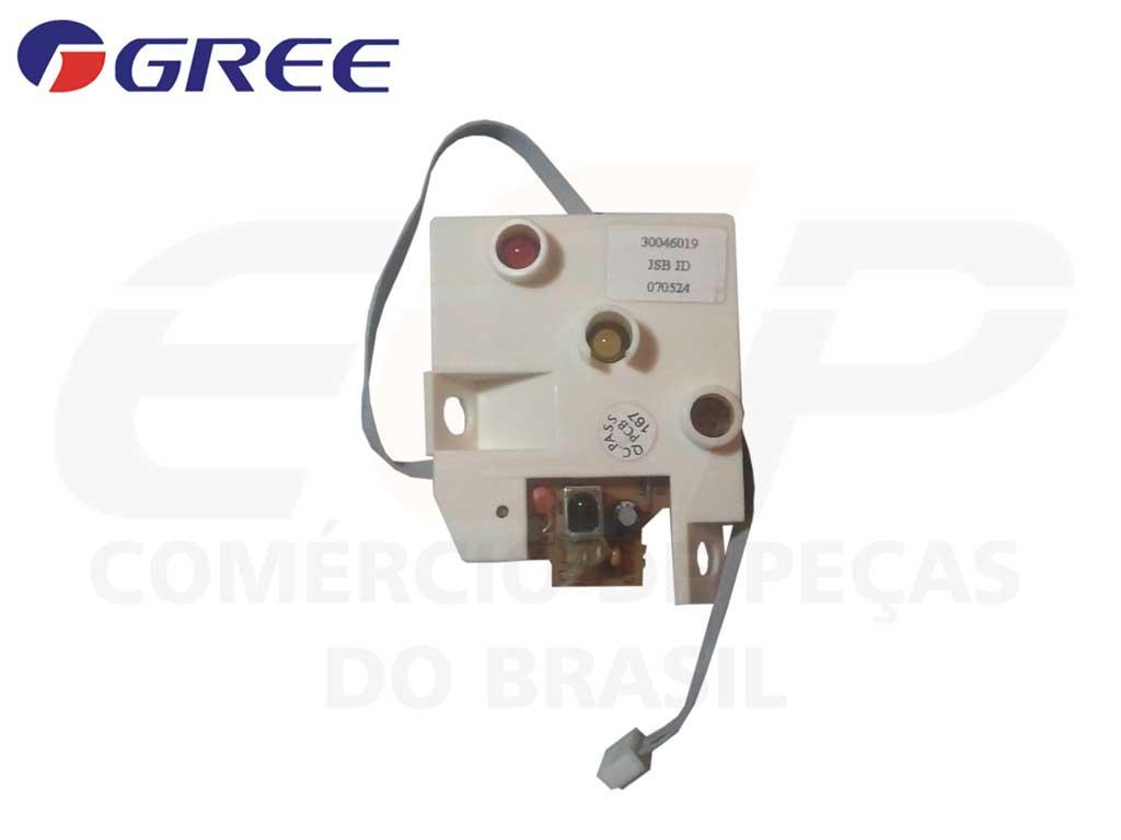 Placa Receptora GSW/J 9/12 T26 Q28 L/R