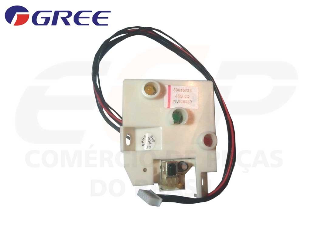 Placa Receptora GSW D 9 12 L R